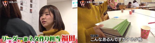 女芸人No.1決定戦優勝「3時のヒロイン」福田麻貴がスゴッ!