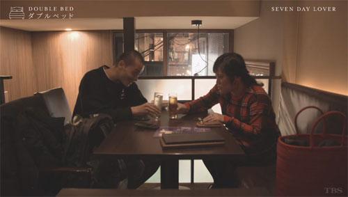 【ダブルベッド】エピソード2(バッドナイス常田×井口綾子)ロケ地まとめ