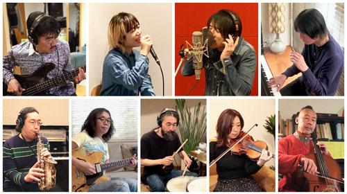【動画】桜井和寿&Salyuの歌声がしみる…Bank Band「to U」のリモートセッション